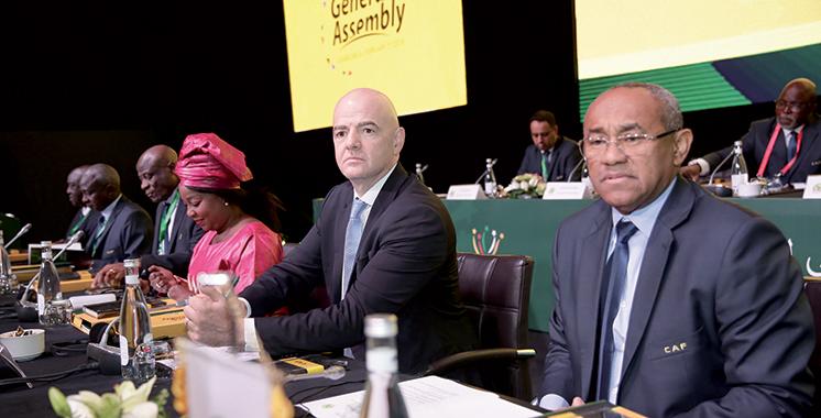 Le président de la CAF loue l'organisation exemplaire du CHAN 2018 : «Le Maroc n'a plus à démontrer l'étendue de ses capacités organisationnelles»