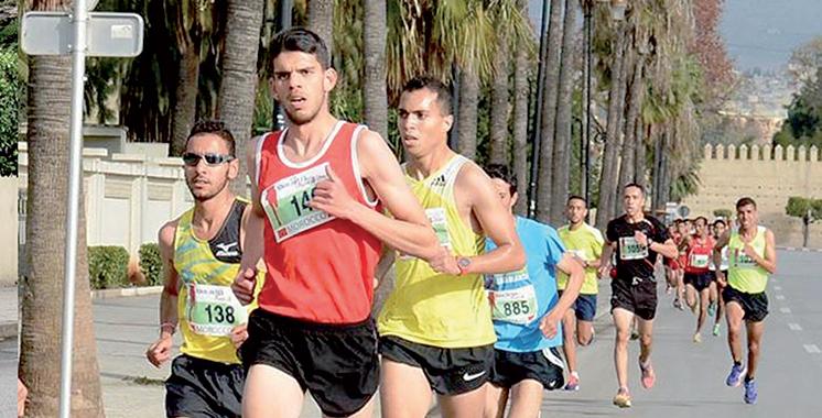 Semi-marathon international de Meknès : Plus de 2.500 athlètes au départ le 18 février