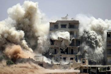 Syrie: 250 morts en 48h dans des bombardements à la Ghouta orientale