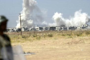 Turquie: au moins neuf blessés dans des tirs de roquette en provenance de Syrie