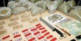 Tanger : Saisie d'héroïne, haschich, ecstasy, Rivotril à Asilah