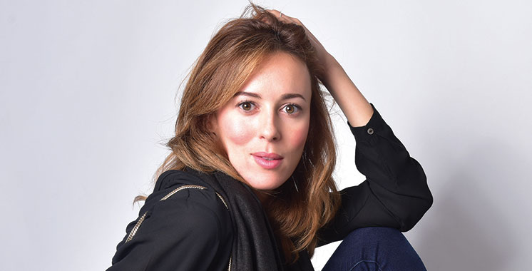 Nezha Alaoui : «Je me sens constamment responsable de transmettre  les valeurs de mon pays et ma culture à l'international»