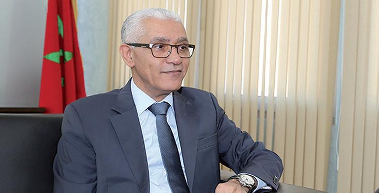 Selon Rachid Talbi Alami, ministre de la jeunesse et des sports : Le dossier de candidature du Maroc est «très bien» au vu des normes de la Fifa