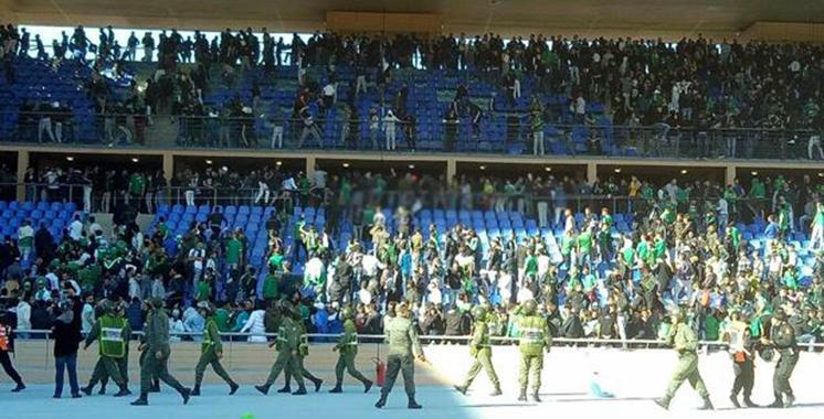 Vandalisme au Grand stade de Marrakech: 65 personnes placées en garde à vue
