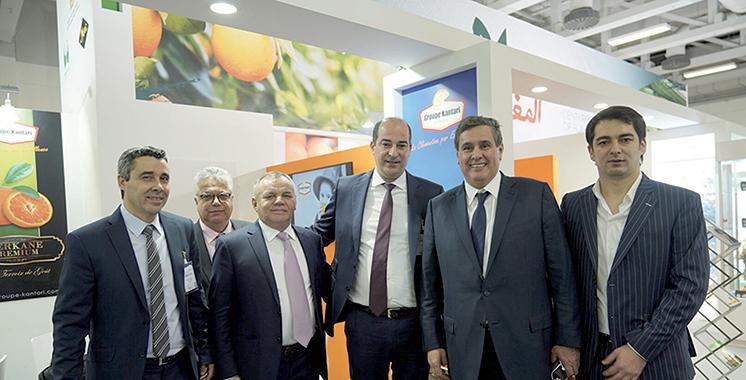 Le Maroc et l'Allemagne déterminés à dynamiser la coopération agricole