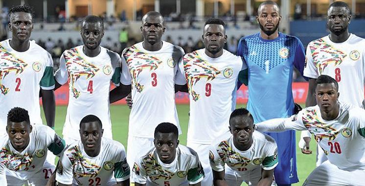 Coupe du monde 2018 : Cinq matchs amicaux  au programme du Sénégal