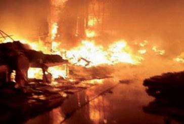 Souk Tlat à Inzegane : Ils profitent d'un incendie pour commettre des vols
