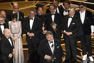 Oscars 2018 : «The Shape of Water» sacré meilleur film