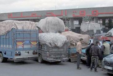 Le nouveau marché de gros de Casablanca livré à fin août