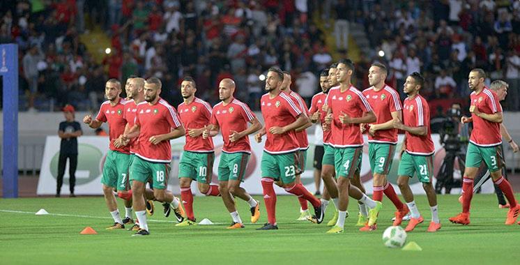 Maroc-Serbie en amical : Première mise en bouche avant le Mondial