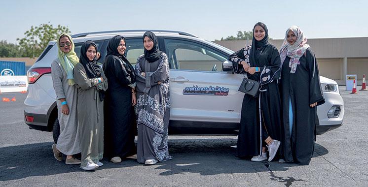 Ford Driving Skills for Life pour Elle : Ford et l'Université Effat joignent leurs efforts pour l'autonomisation des femmes