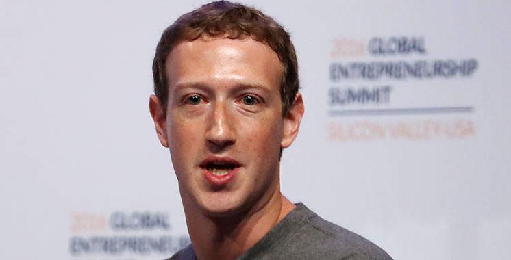 Scandale de Cambridge Analytica : Le fondateur de Facebook reconnaît «des erreurs»