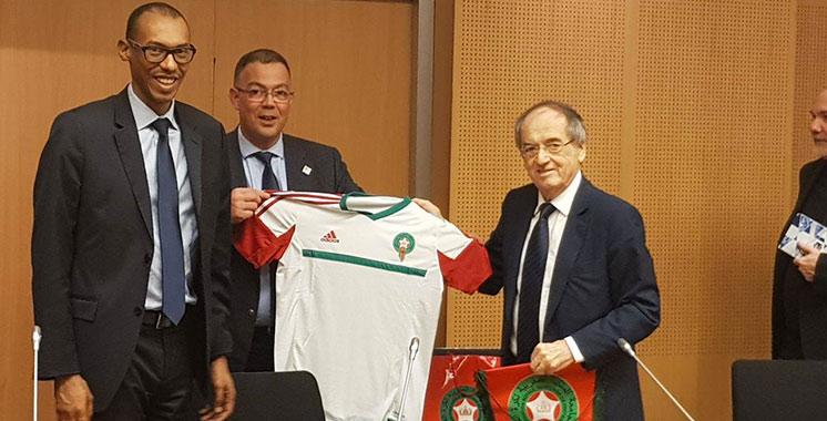 Mondial-2026: La France soutient officiellement la candidature du Maroc