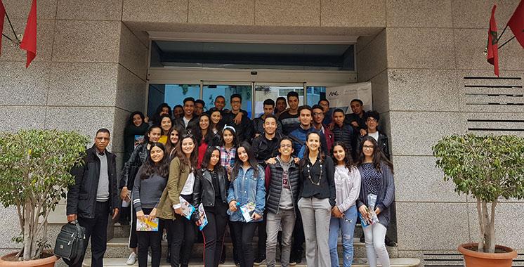 Journées de la finance pour les enfants et les jeunes : 300 lycéens accueillis par l'AMMC