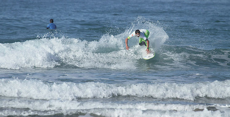 Agadir Open surf et bodyboard : Les Marocains dominent  la compétition