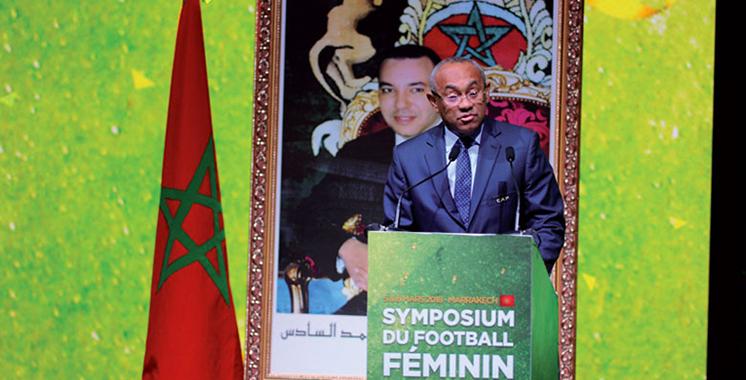 Coupe du monde 2026: La candidature du Maroc constitue un honneur pour toute l'Afrique