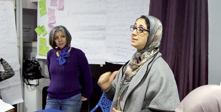 Programme «Go ahead» pour l'entrepreneuriat : Soixante femmes du Maroc ont choisi d'aller de l'avant