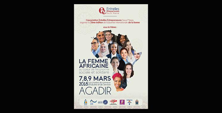 Région du Souss-Massa : Et de deux pour le Salon de l'entrepreneuriat féminin