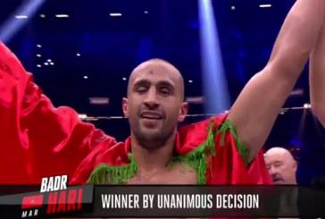 Victoire de Badr Hari contre Hesdy Gerges : Un retour fracassant
