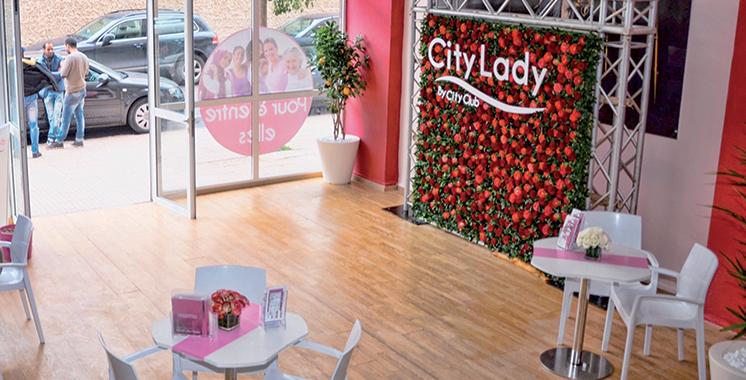 Sport au féminin : City Club lance City Lady
