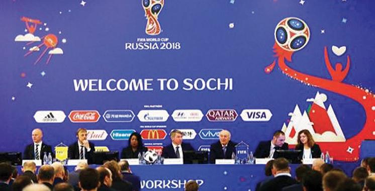 Le Maroc participe à un séminaire de formation de la Fifa à Sotchi
