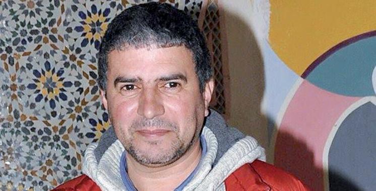 Daif Bousselham, membre du jury des journées théâtrales de Sharjah