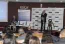 Recherche scientifique : Conférence internationale de l'ESCA avec la Cyrus Institute of Knowledge