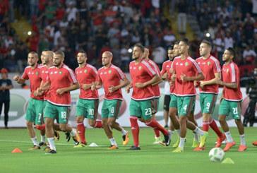 Préparations : Trois matchs amicaux au programme  des Lions de l'Atlas