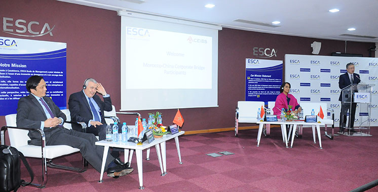 Mondialisation : La coopération Maroc-Chine s'affiche aussi par le cadre pédagogique