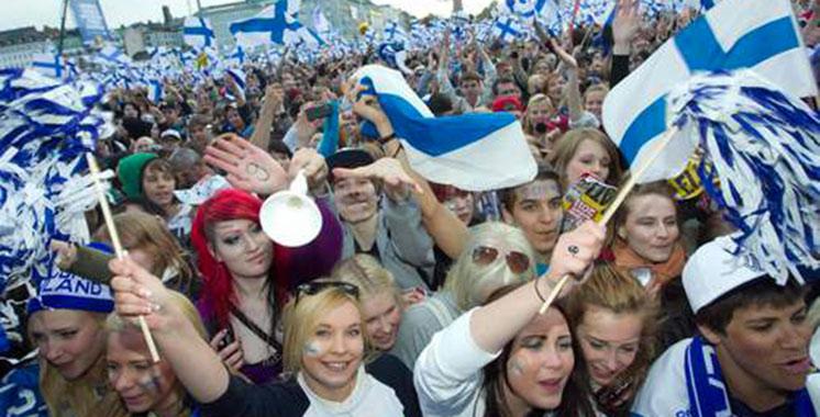 La Finlande, pays où l'on est le plus heureux au monde