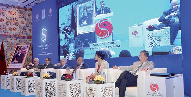 4 propositions chinoises pour accélérer l'industrialisation au Maroc