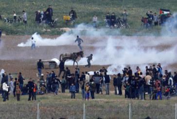 Gaza : Sept Palestiniens tués vendredi par l'armée israélienne