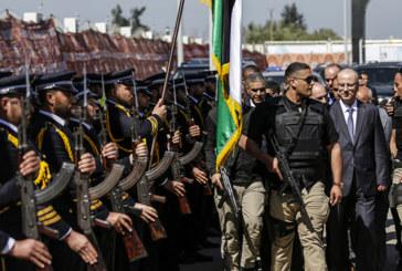 Gaza: 7 blessés dans l'explosion au passage du convoi du Premier ministre palestinien