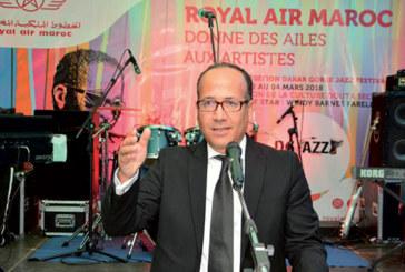La RAM réitère son appui au Festival «Dakar-Gorée Jazz»