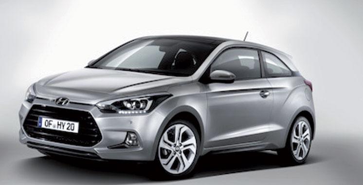 Hyundai : La nouvelle i20 lancée sur le marché marocain