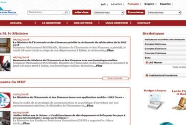 MEF News, nouvelle application mobile du ministère des finances