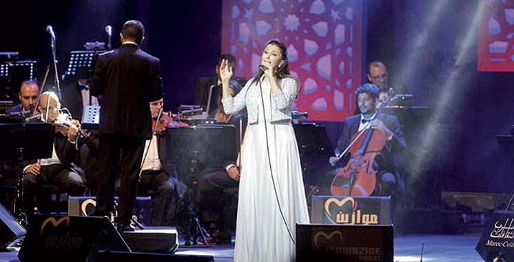Festival Mawazine : Majida El Roumi le 28 juin au théâtre national Mohammed V