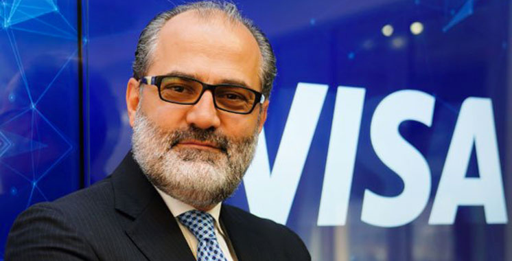Marcello Baricordi nouveau directeur général Mena chez Visa