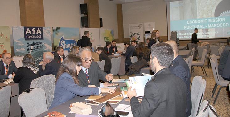 Maroc-Portugal : Les opérateurs prospectent les opportunités d'affaires conjointes