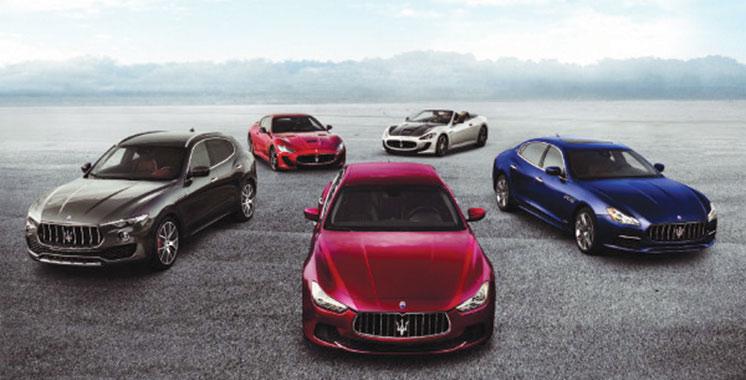 Dans un événement alliant la  gastronomie à l'automobile  :  Maserati gratifie les Fassis d'offres exceptionnelles