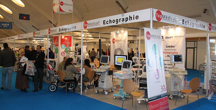 Casablanca : Le Salon international «Medical Expo 2018» ouvre ses portes