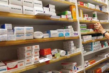 Médicaments dans les hôpitaux