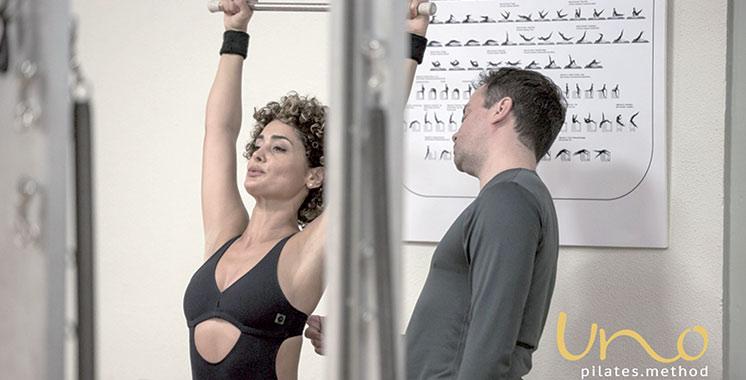 Pilates : Des maîtres professionnels organisent un workshop