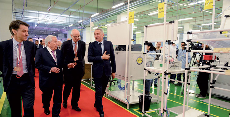L'équipementier espagnol Ficosa inaugure à Salé son premier centre de production en Afrique