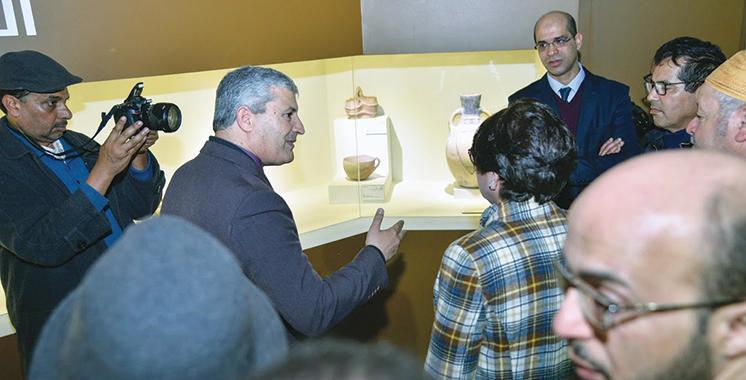Le Musée national de la céramique  de Safi rouvre ses portes