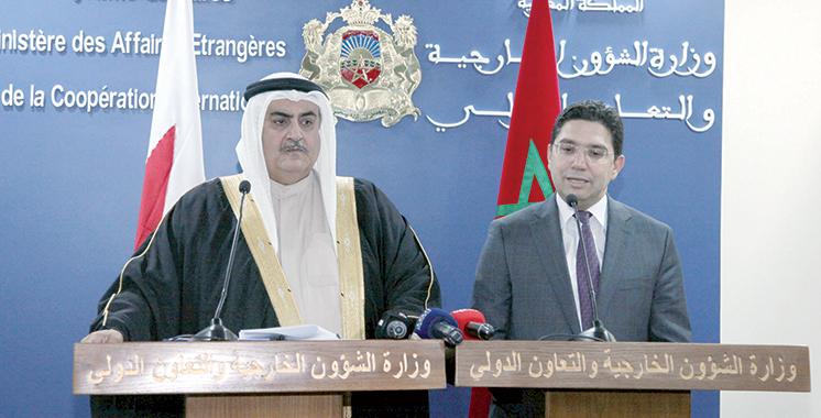 Maroc-Bahreïn : Des relations au beau fixe