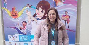 Ouidad Chraibi : «Un master spécialisé en cinéma d'animation  à l'Ismac dès la prochaine rentrée»