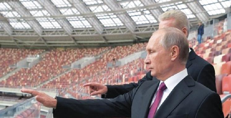 Hooliganisme, menace terroriste… La sécurité, un enjeu d'«image»  pour la Russie, assure Poutine