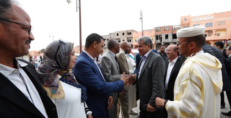 RNI : La caravane des parlementaires fait escale dans la région de Draâ-Tafilalet
