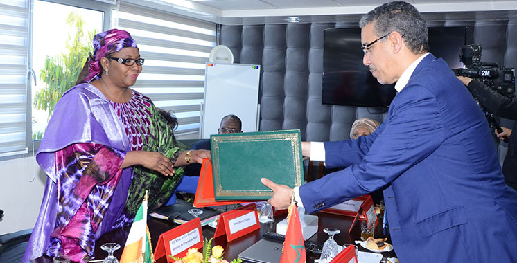 Elle fait l'objet d'un accord-cadre : L'énergie au cœur de la coopération Maroc-Niger